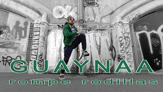 Guaynaa - Rompe Rodillas // Reggaeton Choreo for Zumba by Jose