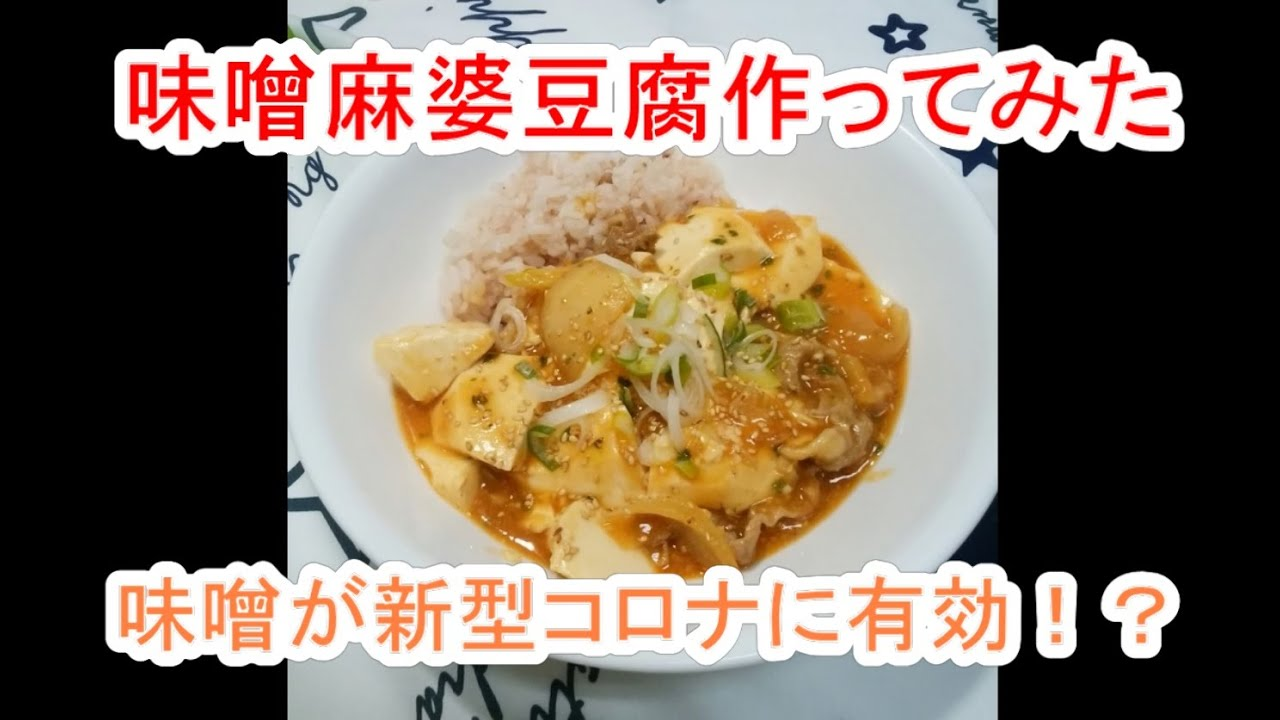 マーボー 豆腐 味噌