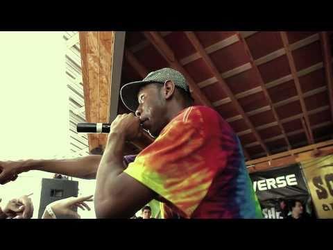 Odd Future - Earl Live at Thrasher SXSW 2011