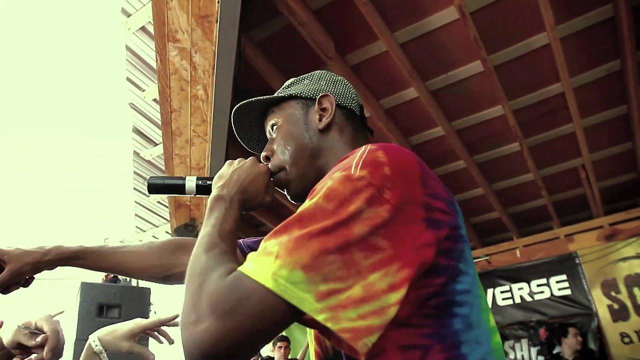 7a13f220d599 Odd Future - Earl Live at Thrasher SXSW 2011 - YouTube