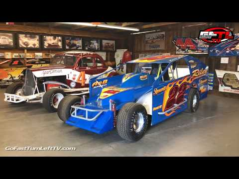 Fonda Speedway Hall of Fame & Museum - Bill Ag Elimination Race Night - CRSA Sprints - 6/30/18