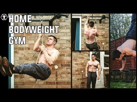 Ultimate Home Bodyweight Gym