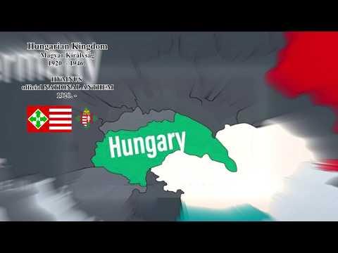 Historical Anthem of Hungary - Historische Hymne von Ungarn