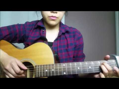 [Guitar Tutorial - Beginner] Spring Day (봄날) by BTS (방탄소년단) [기타 레슨]