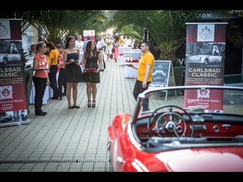 SAVOY WESTEND HOTEL***** KARLOVY VARY - Carlsbad Classic 2013 - Haute Classic Car Rallye
