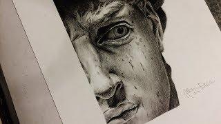 DRAWING… Michelangelo