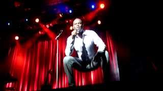 "Brian McKnight London Indigo2 ""The only one for me"" Jan 29, 2014 live"