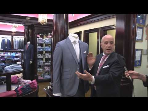 Angie Sutherland talks to Louis Copeland on Fashion and Lifestyle
