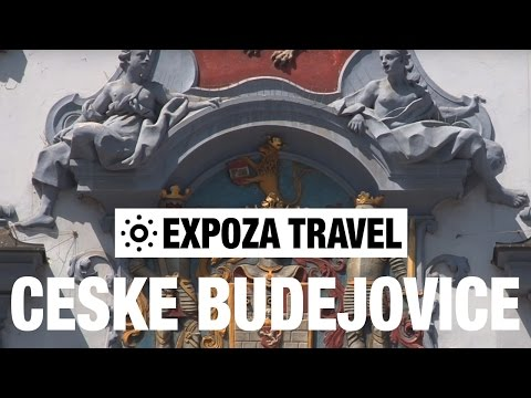Ceske Budejovice (Czech Republic) Vacation Travel Video Guide