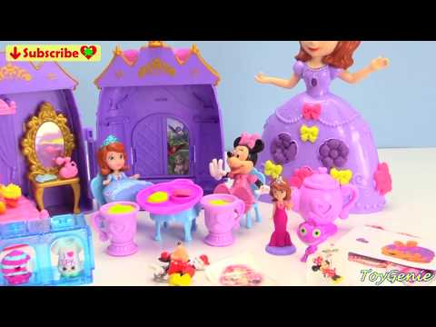 Sofia the First Musical Jewelry Box Disney Princess