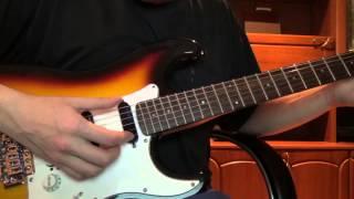 Гитара с полного нуля. Урок 1