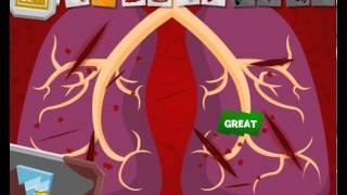 Playing Game 4 Fun Amature Surgeon