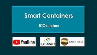 Smart Containers ICO tanıtımı