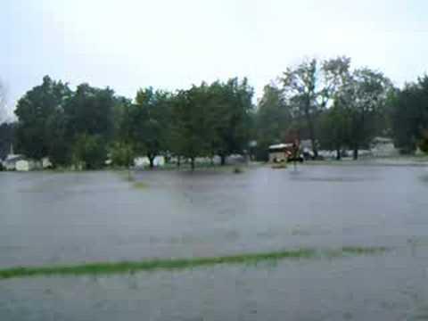 Part 1 September 2008 Floods Little Calumet River