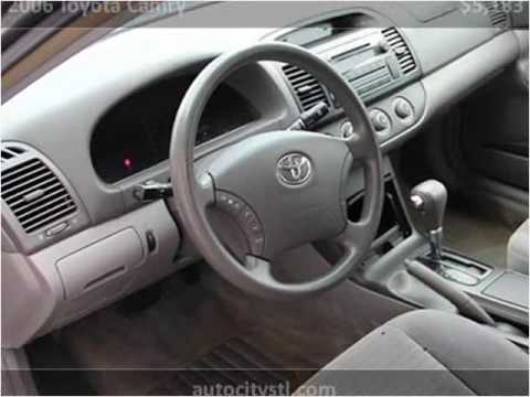 2006 toyota camry used cars st charles mo youtube. Black Bedroom Furniture Sets. Home Design Ideas