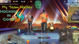 HACKER PLAYING WITH ME || WALL HACK ||ALEX Gamer|| 😎😏