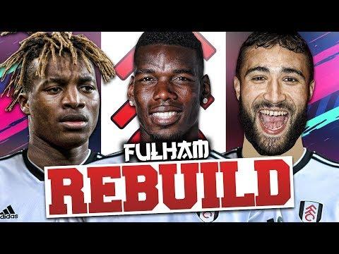 REBUILDING FULHAM!!! FIFA 19 Career Mode