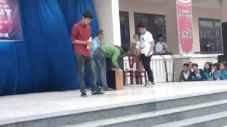 Thu cạn - 12/2-Lê Thánh Tông got talent