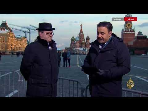 روسيا 2018.. الطريق إلى الكرملين  - نشر قبل 2 ساعة