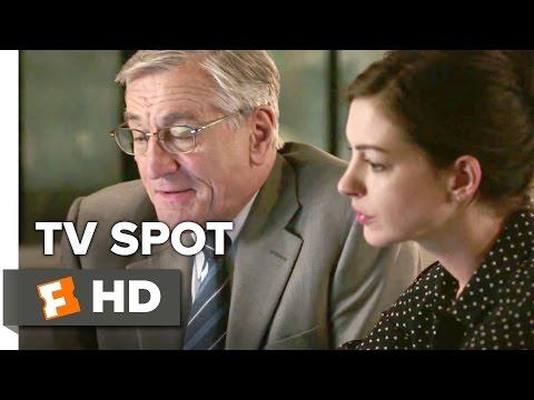 The Intern TV SPOT - Completely Winning (2015) - Robert De Niro Movie HD