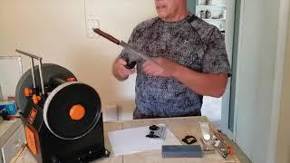 WEN Knife sharpener