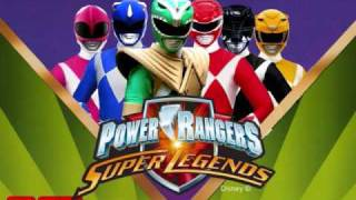 mighty morphing power rangers main theme remix 2010