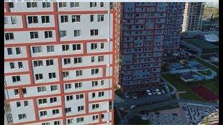 Сюжет РБК. Коммерческая недвижимость в ЖК Ясный берег, Новосибирск