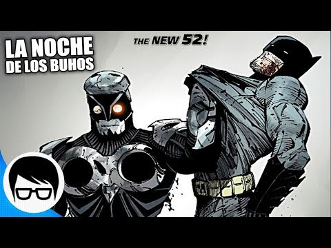 BATMAN SE ENFRENTA A SU HERMANO | Batman The New 52 #7-11 | COMIC NARRADO