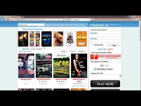 watch online movies and tv shows for free