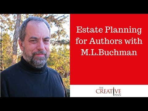 Estate Planning for Authors with Matt Buchman