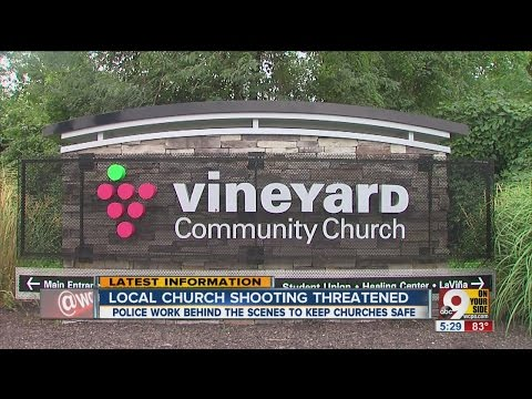Police Monitored Springdale-area Churches After Weekend Shooting Threat