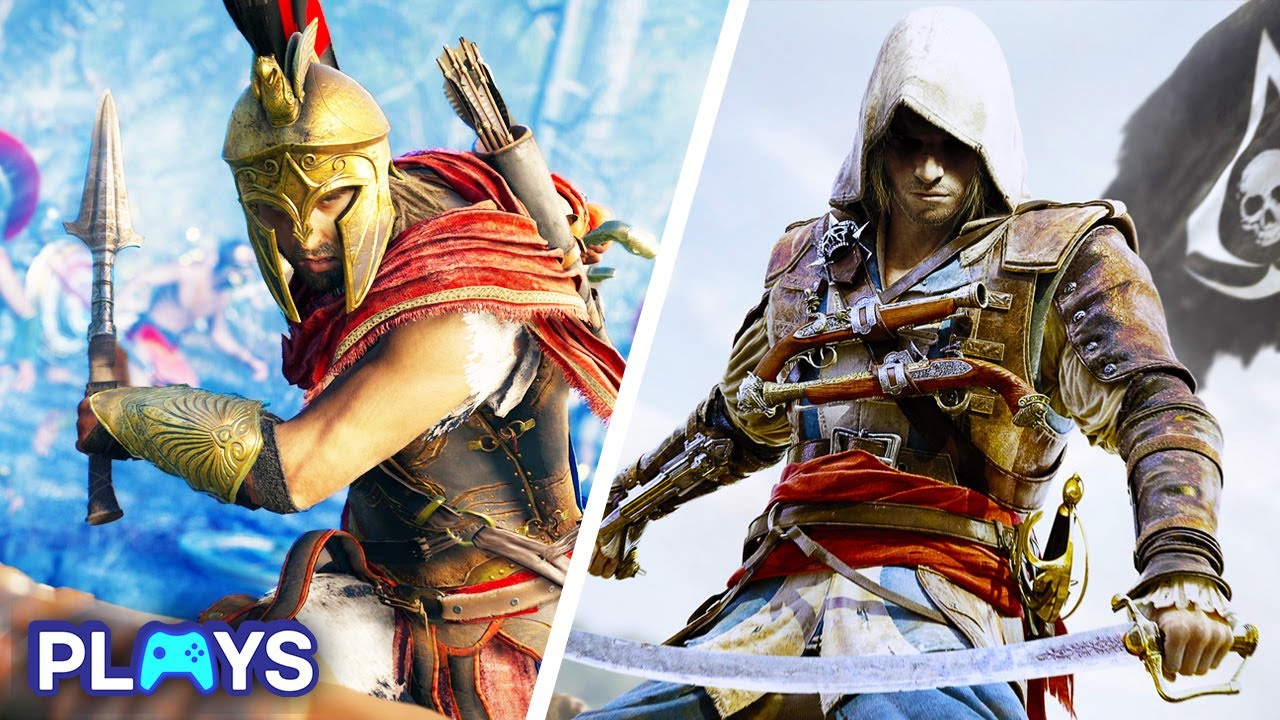Every Assassin's Creed Game Ranked thumbnail