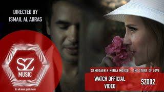 Samo & Kenza The Story Of love Video Clip | سامو زين وكنزه مرسلي قصه حب فيديو كليب