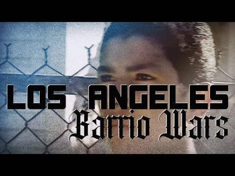 Los Angeles Barrio Wars 90's