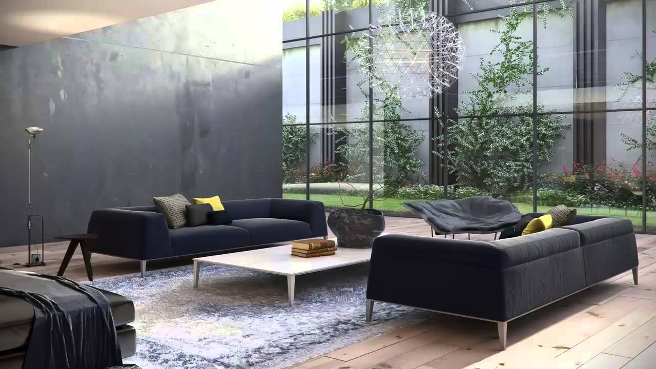 living room rug with grey couch furniture sets for small rooms ديكورات غرف جلوس راقيه - youtube