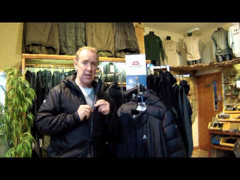 RVOps Mountain Equipment Fitzroy Jacket Video Demo