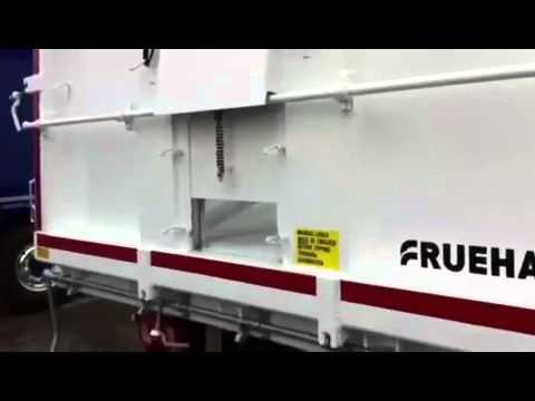 Fruehauf tipping trailer for sale Newton trailers limited
