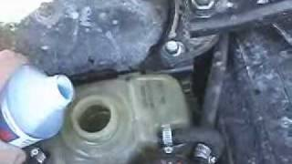 How to fix a Coolant leak with BlueDevil Pour-N-Go Head Gasket Sealer