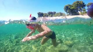 GoPro : La Ciotat, la Baie des Anges.
