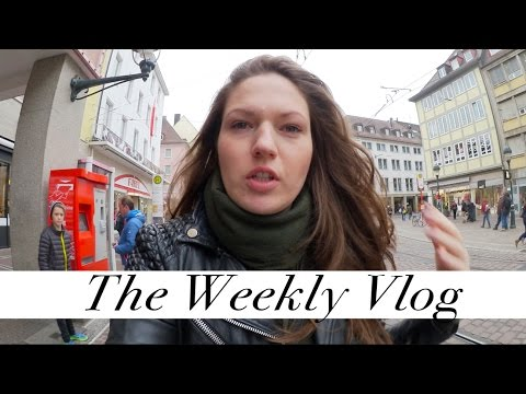 Photobombed in Germany | Weekly Vlog