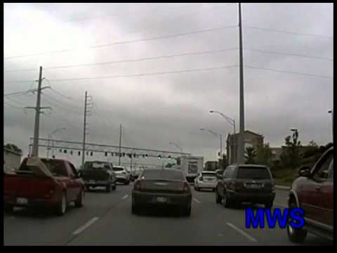Driving around Omaha at Midday -or- First video from my Magnavox ZC320MW8B/F7