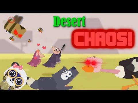 Desert Education   Animal World   BabyBus Game