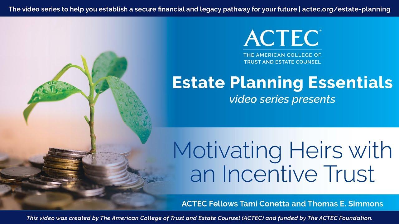 ACTEC Family Estate Planning Guide