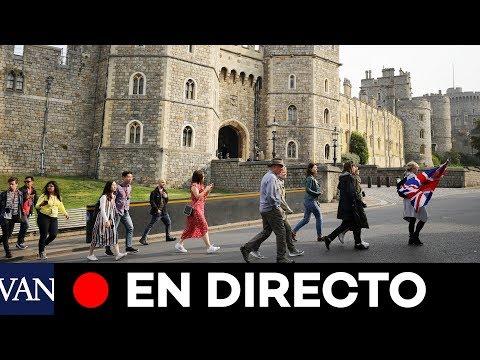 EN DIRECTO: Windsor se engalana para recibir al bebé de Harry y Meghan Markle