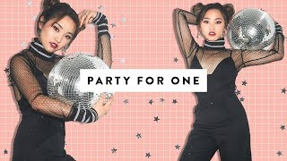 Party For One | Night Out Lookbook