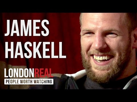 James Haskell - Rugby Entrepreneur - PART 1/2 | London Real