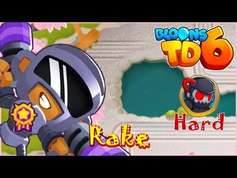 Rake - Hard Mode (Bloons TD6)