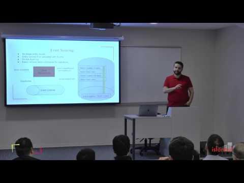 Zeldal Ozdemir // Event Sourcing ve CQRS // 6 Nisan 2017