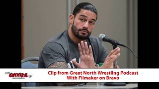 Jon Bravo on Roman Reigns WWE Suspension thumbnail