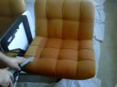 nettoyage canape, fauteuil à domicile - youtube